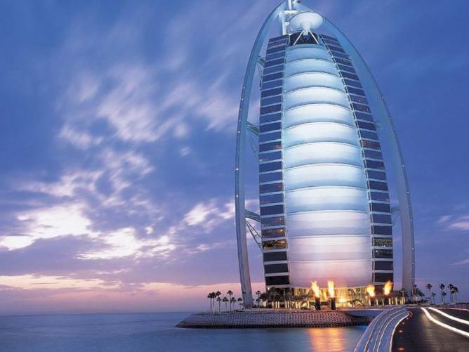 Отдых в ОАЭ - Дубай