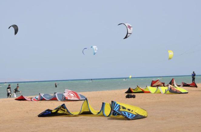 Чем заняться в Египте в ноябре - отдых на море