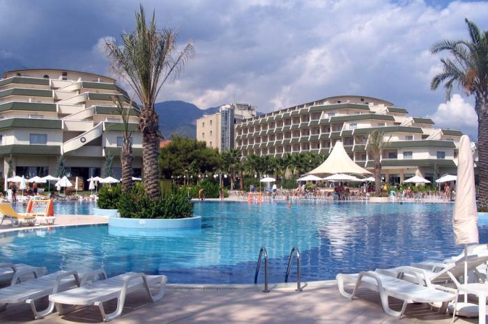 Лучшие отели для семейного отдыха