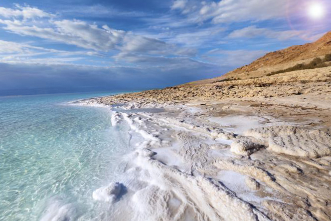 Отдых на Мертвом море в ноябре
