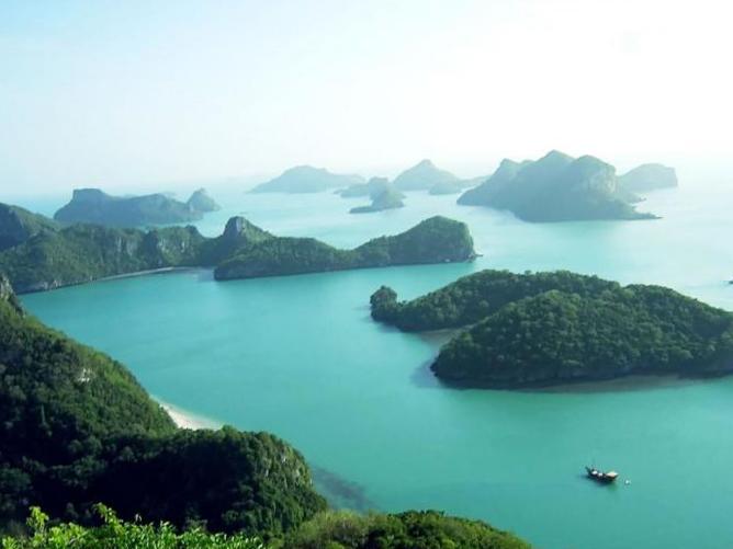 Отдых на море в ноябре - Тайланд