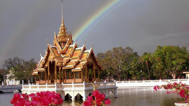 Отдых на море в ноябре - Тайланд, Паттайя