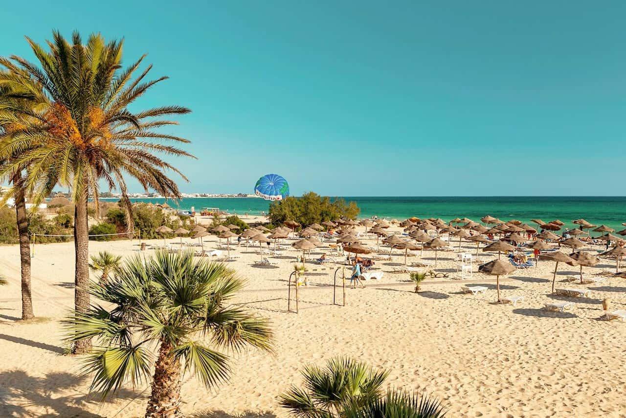 куда съездить в хаммамете тунис