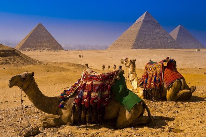 Погода в Египте в сентябре 2020 года