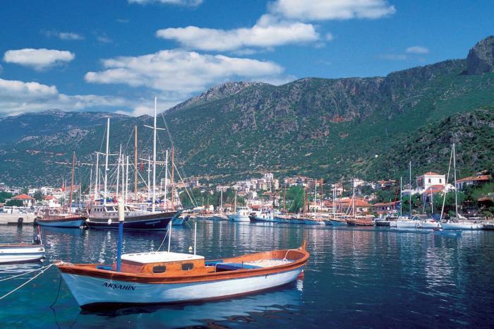 какие экскурсии в Турции в Сиде стоит посетить