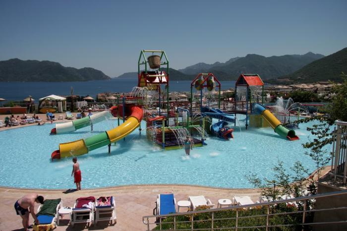 Мармарис для детей, Аквапарк Aqua Dream в Мармарисе