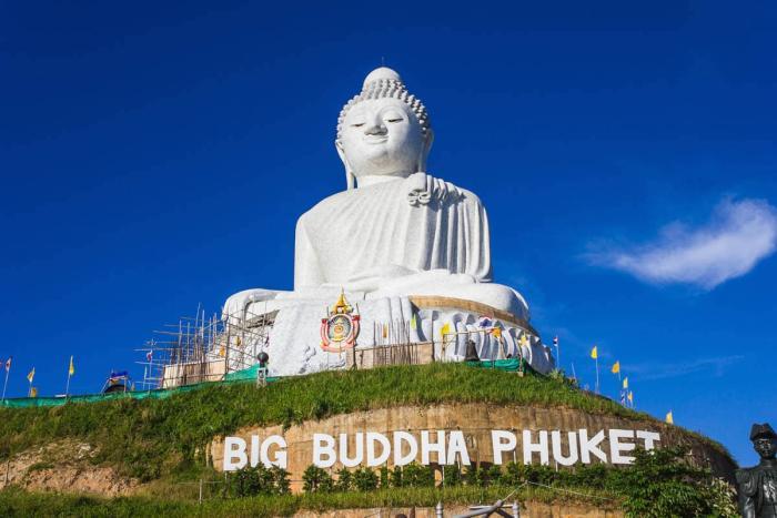 Пхукет, статуя Будды