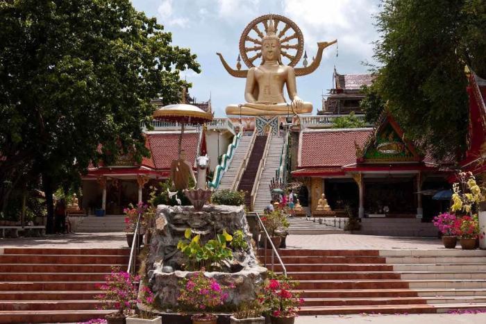 Самуи, Храм Ват Пра Яй