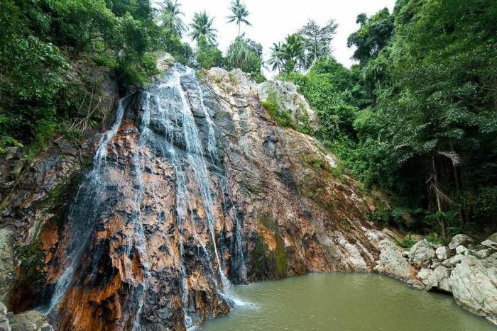 Самуи, Водопад Намуанг