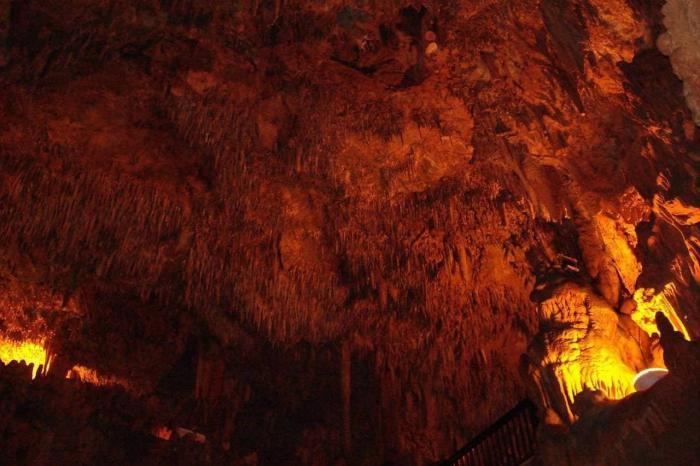 Аланья, Дамлаташская пещера