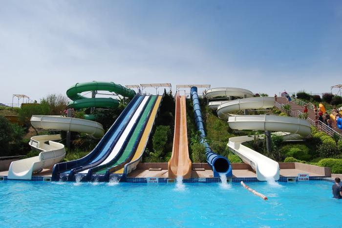 Марамис для детей, аквапарк Aqua Dream