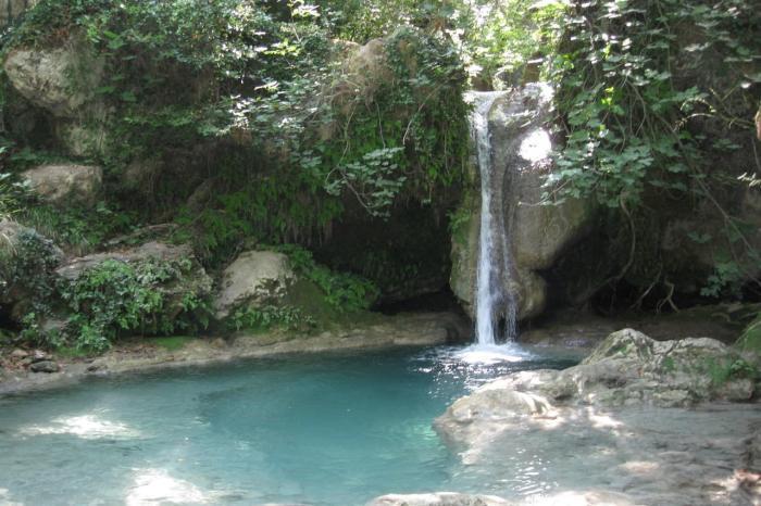 Мармарис, Водопад Тургут