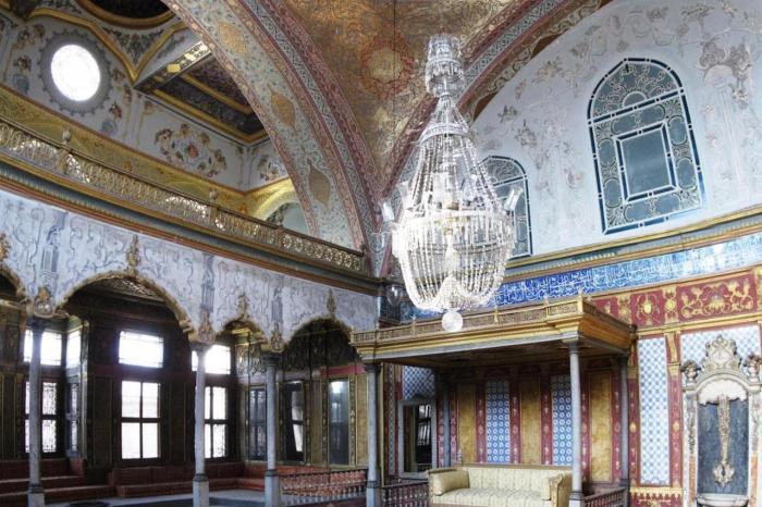 Стамбул, Дворец Топкапы