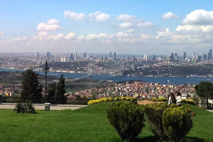 Стамбул, Панорама города