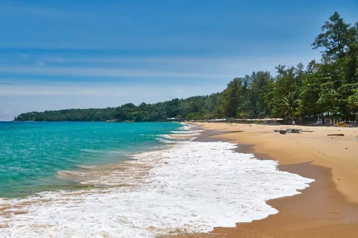 Погода на Пхукете в августе - Пляж Камала Бич