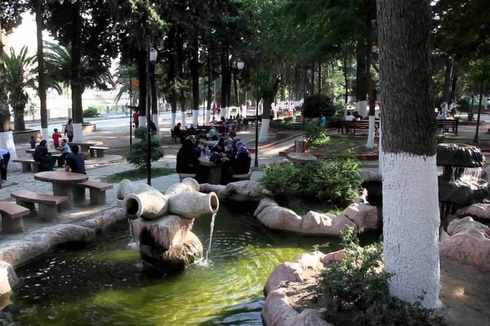 Анталия, Ataturk Parkı