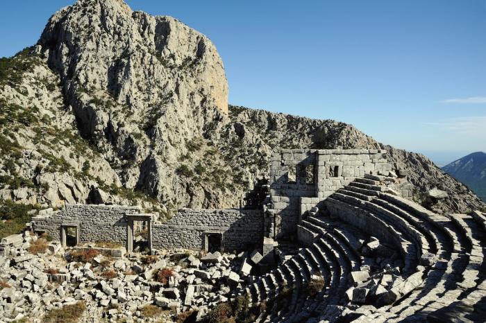 Погода в Анталии в мае - Termessos