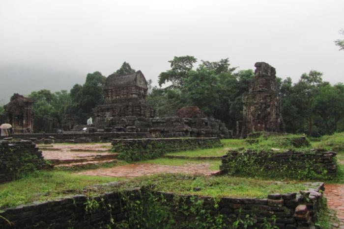 Дананг, Храмовый комплекс Май Сон (Мишон)