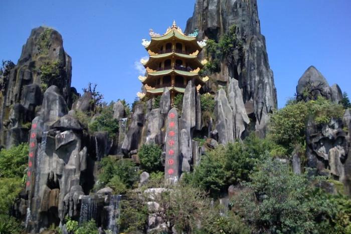 Дананг, Мраморные горы