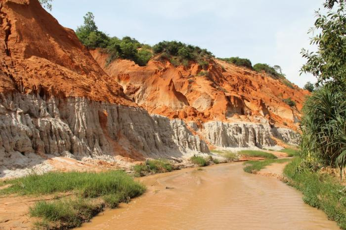 Фантхиет, Красный каньон Файри Стрим