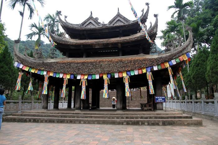 Ханой, Ароматная пагода