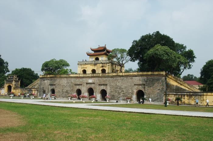 Ханой, Крепость (цитадель) Ханоя