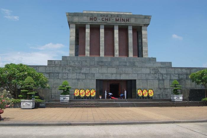 Ханой, Музей Хо Ши Мина