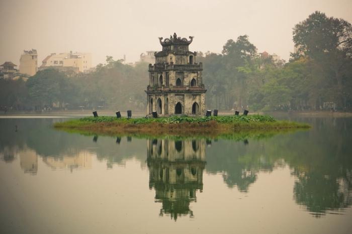 Ханой, Озеро Возвращенного меча