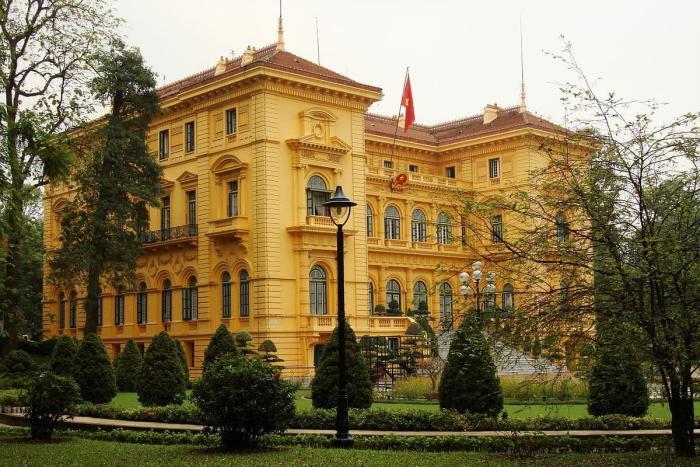 Ханой, Президентский дворец