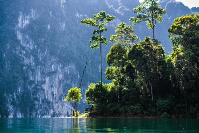 Что посмотреть на Пхукете в марте, Озеро Чео Лан