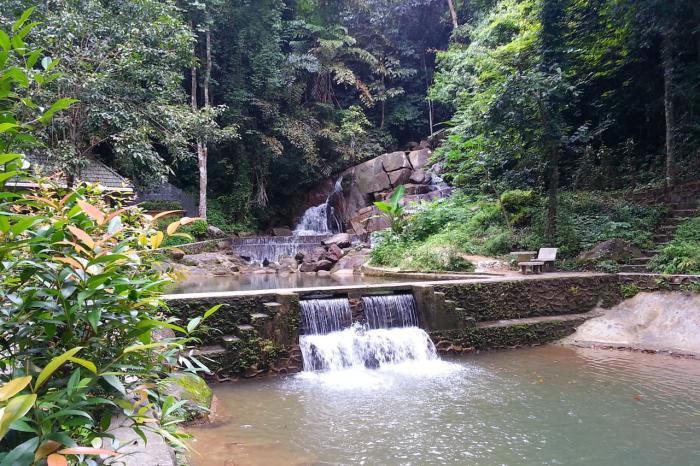 Что посмотреть, Водопад Кату