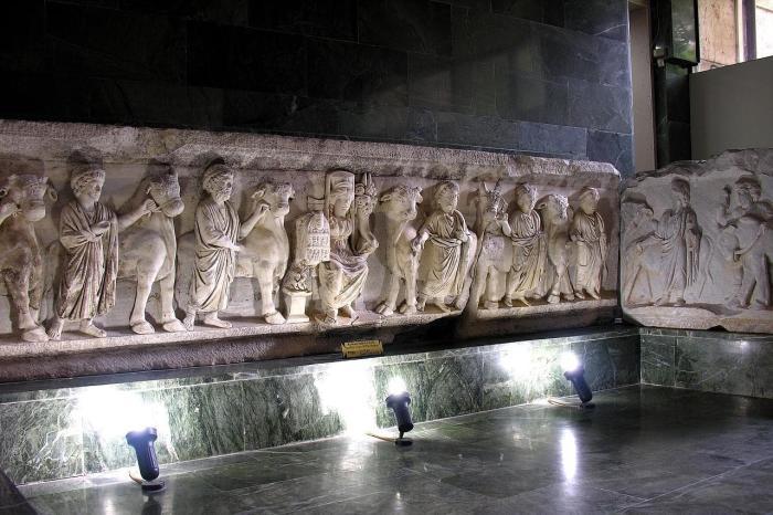 Анталия, Археологический музей