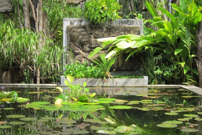 Что посмотреть, Ботанический сад