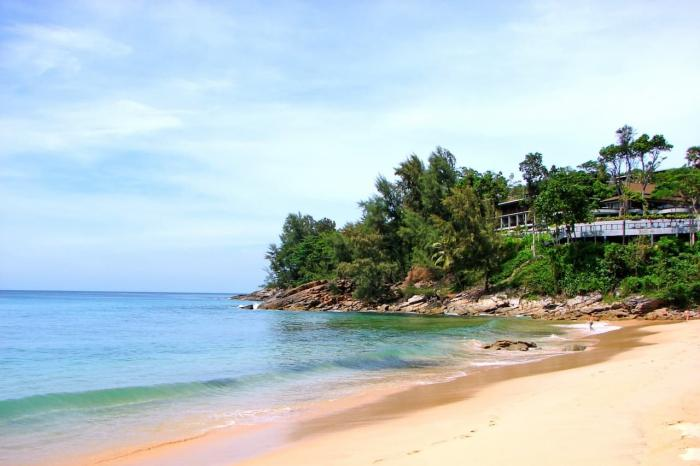 Погода на Пхукете в октябре - Пляж Най Тхон