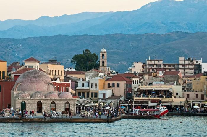 Крит, Город Хания