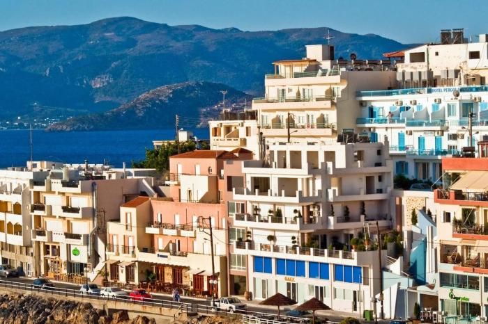 Крит, Отель Агиос Николас