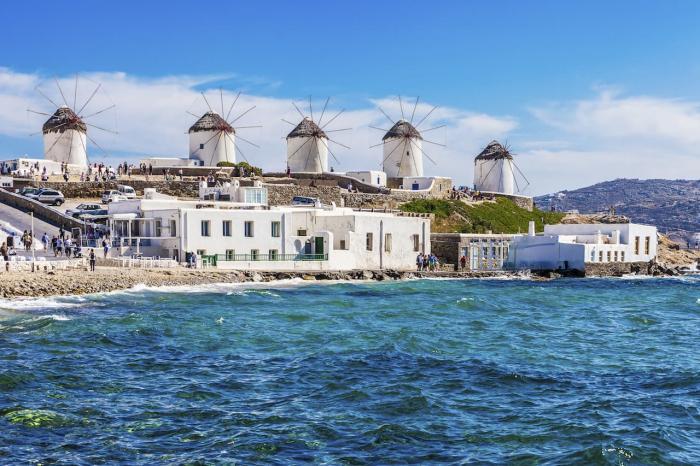 Курорты Греции - куда лучше ехать