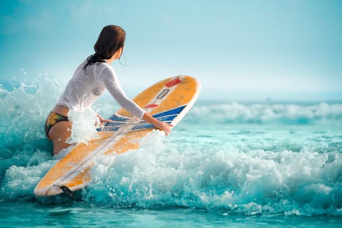 Аланья серфинг