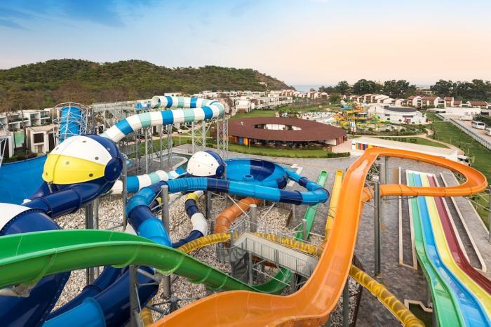 Анталия аквапарк