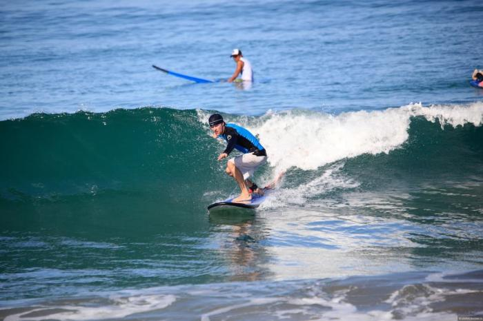 Анталия серфинг