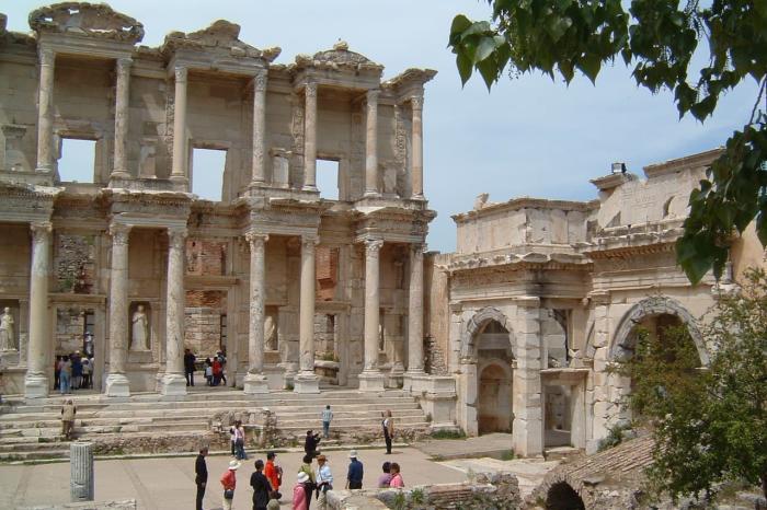 Мармарис античные руины