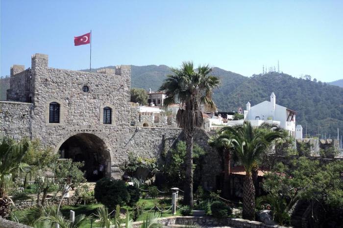 Мармарис археологический музей