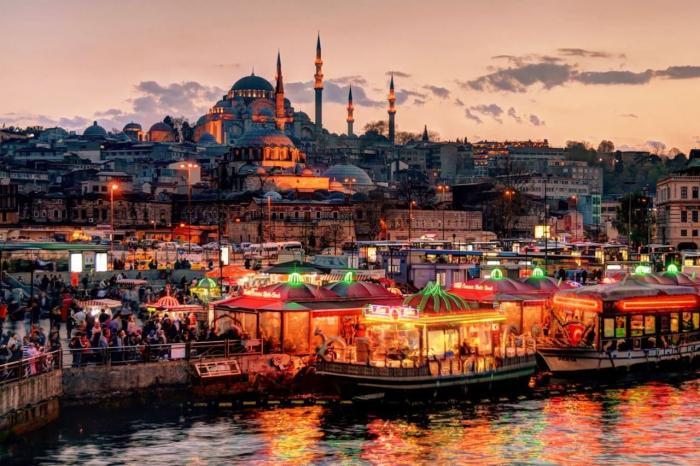 Стамбул пролив