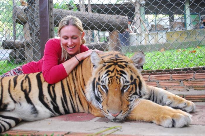 Пхукет, Парк Королевство тигров