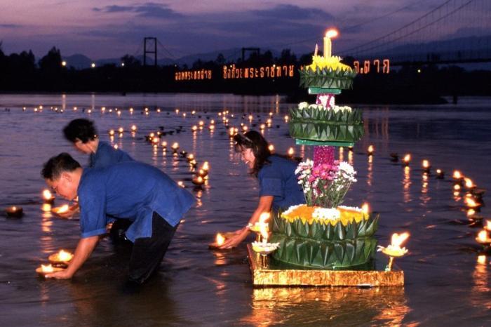 Что посмотреть, Праздник Лои Кратонг