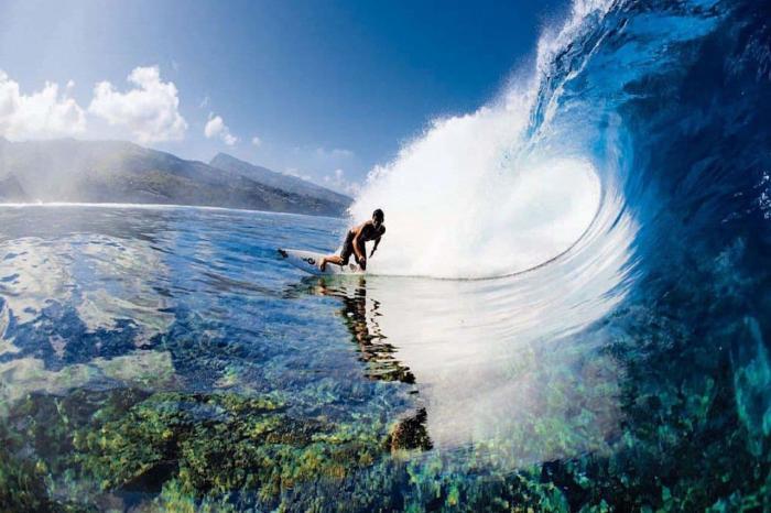 Погода на Пхукете в сентябре - серфинг