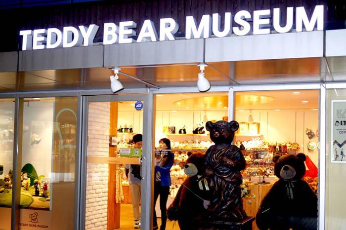 Паттайя, дети, Teddy Bear Museum
