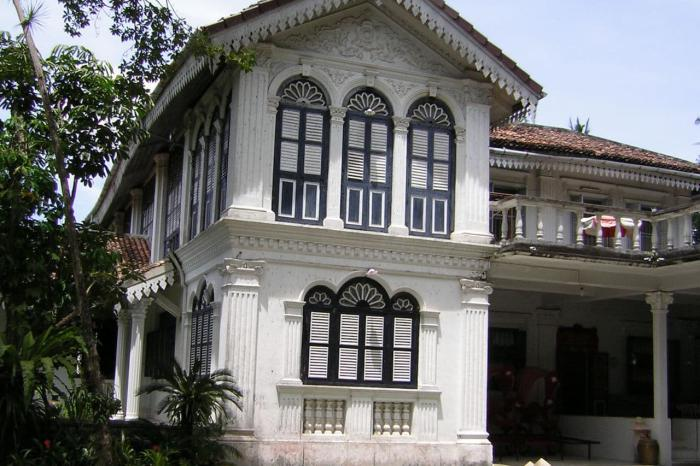 Пхукет, Chinpracha House