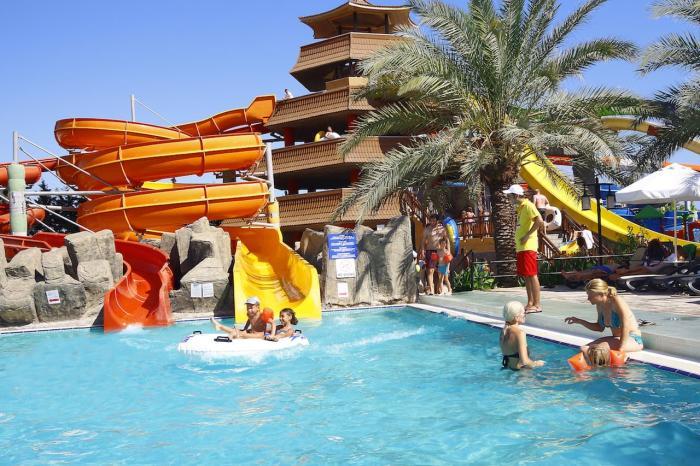 Сиде Aquapark of Side