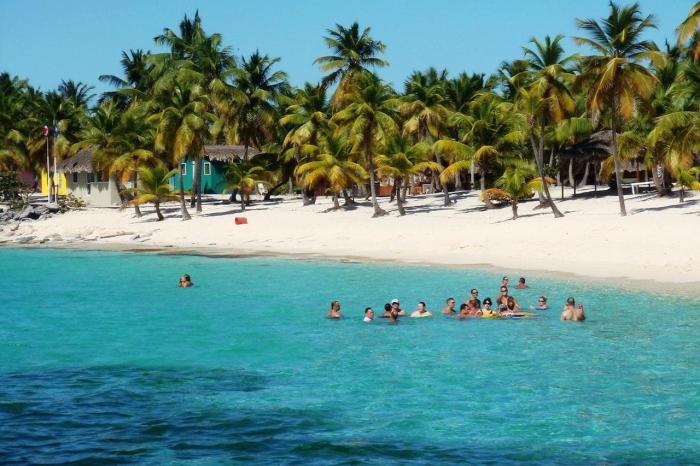 Доминикана, остров Каталина